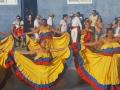 Macondo. Patio de las Culturas. Colombia