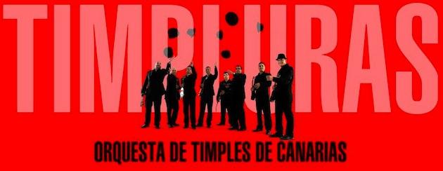 Concierto de Timpluras en el Teatro Guiniguada con motivo del Día de Canarias