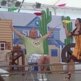 Alehop, espectáculo teatral y circense en Valsequillo