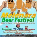 Festival de la Cerveza en Melenara, éste sábado, 30 de agosto