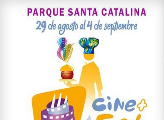 Programa completo del Cine+food 2014