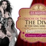 """Noche de divas en el Expomeloneras de la mano de """"The Sing-sing Band"""""""