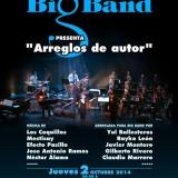 """La Gran Canaria Big Band comienza la temporada con su espectáculo """"Arreglos de Autor"""""""