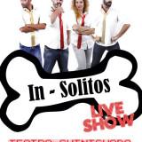 In-solitos live, la vida hecha humor, en el Teatro Guiniguada