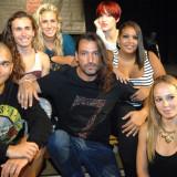 Los 7 de Rafa Méndez, en el CICCA