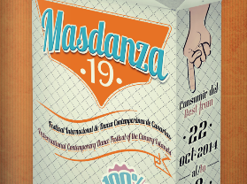Programa del Masdanza 2014