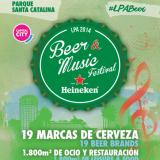 Nueva edición del LPA Beer Festival en el edificio Miller. Más cerveza en Santa Catalina