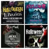 Fiestas en locales de Las Palmas G.C. para Halloween