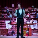 'El ilusionista', de La Granuja Producciones de Gira por Vecindario y Guía