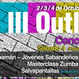 Actividades y conciertos en el III Outlet de Mesa y López