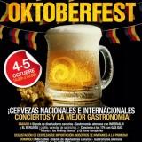 Fiesta del Oktoberfest en el Sotavento Club del Muelle Deportivo