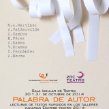 Un espacio de encuentro con los nuevos autores teatrales canarios