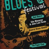 Nueva edición del Playa Viva Blues Festival en The Paper Club