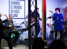 San Martín Jazz Christmas con La Local Jazz Band