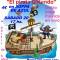 'El pirata O'Kendo', con Mónica Lleó en la Soppa Azul