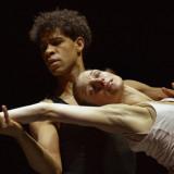 On before: Carlos Acosta y Zenaida Yanowski en el Teatro Cuyás