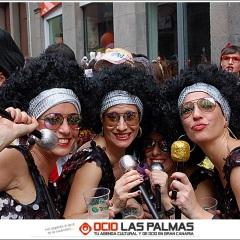 Galería de fotos Carnaval de día y «La Pelotita»