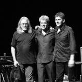 Concierto de Iñaki Sandoval, Carles Benavent y Roger Blavia en el CICCA