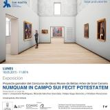 Proyectos presentados al concurso Museo de Bellas Artes de Gran Canaria