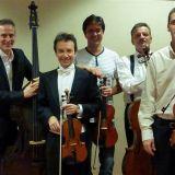 Concierto del quinteto Resonancia en Moya