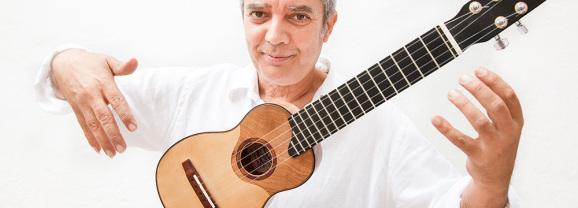 Concierto de Toñín Corujo Quartet en el Teatro Guiniguada