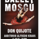 Ballet de Moscú: 'Don Quijote' en el Auditorio Alfredo Kraus