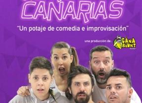 'Impro Canarias. Un potaje de comedia e improvisación'