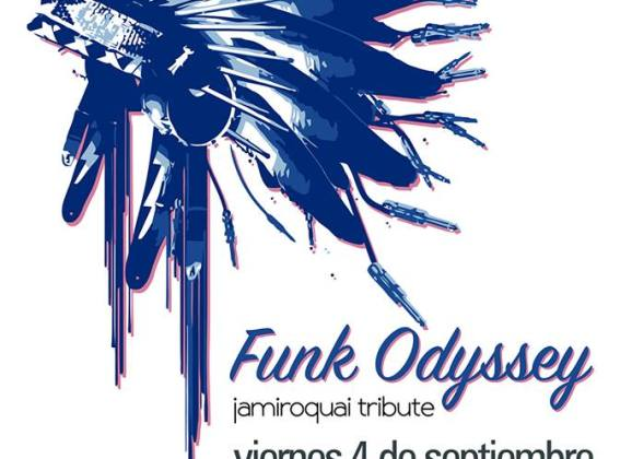 Tributo a Jamiroquai con Funk Odyssey en el Paper Club