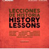 """'Lecciones de historia"""" en el CAAM"""
