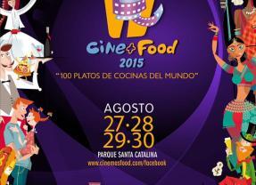 Programa completo del Festival Cine + Food 6