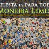'La fiesta es para todos', de Moneiba Lemes en el  Centro de Arte La Regenta