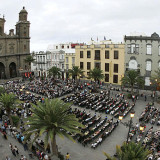 Programa de las Fiestas Fundacionales de Las Palmas de Gran Canaria