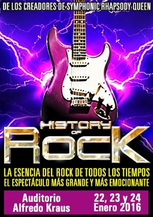 'History of Rock'