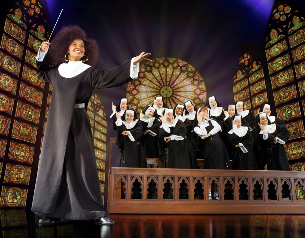'Sister Act. El Musical'