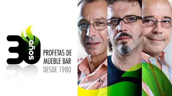 Profetas de Mueble Bar