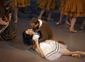 'Giselle', con Ballet Clásico de San Petersburgo en el Teatro Cuyás