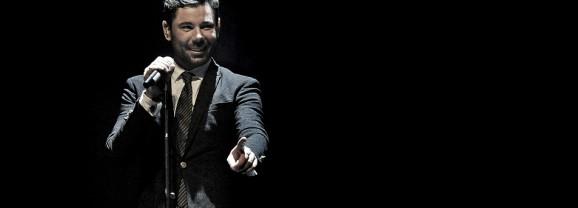 El gran Miguel Poveda, gran protagonista del Cabaret Festival