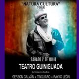 "Moise Gonzalez reune a Gerson Galván, Tinguaro y Rayko León en el proyecto ""Natura Canaria"""