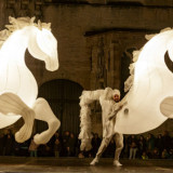 """El Temudasfest continúa con la """"Compagnie des Quidams"""""""