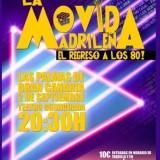 'La Movida Madrileña. El regreso a los 80' de regreso al Teatro Guiniguada
