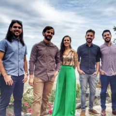 Las Palmas de Gran Canaria recibe 2017 con conciertos al aire libre y fuegos artificiales