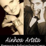 La soprano Ainhoa Arteta acompañada al piano por Rubén Fernández Aguirre rinde homenaje a Federico García Lorca