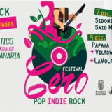 El Pop, el Indie y el Rock protagonistas del Festival Cero