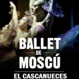 El cascanueces, con el Ballet de Moscú, en el Auditorio Alfredo Kraus