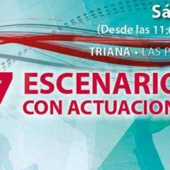 Música, teatro y literatura en Triana, Culturinnova 2017
