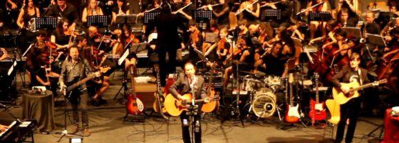 Los Secretos Sinfónico, la mítica banda madrileña estará éste fin de semana en el Auditorio Alfredo Kraus