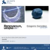 San Martín Centro de Cultura Contemporánea presenta las dos nuevas exposiciones de arte hecho en Canarias, 'Gregorio González, también' y 'Renovación y utopía