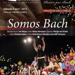 Conciertos con la familia: 'Somos Bach'
