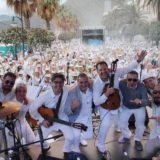 Concierto de Troveros de Asieta en el Pueblo Canario