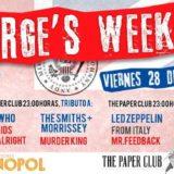 Semana inglesa: 'St George's Week Fest' en los Cines Monopol y The Paper Club